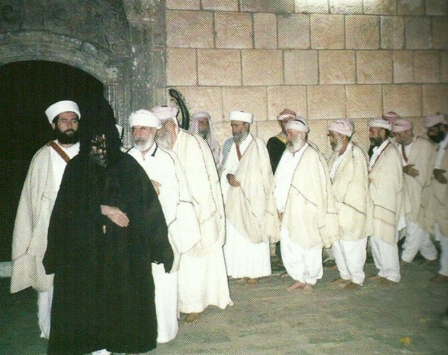 Dance of Faqirs