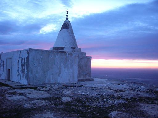 Sinjar Yezidi Temple